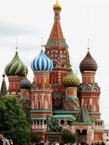 Russia palazzo barocco