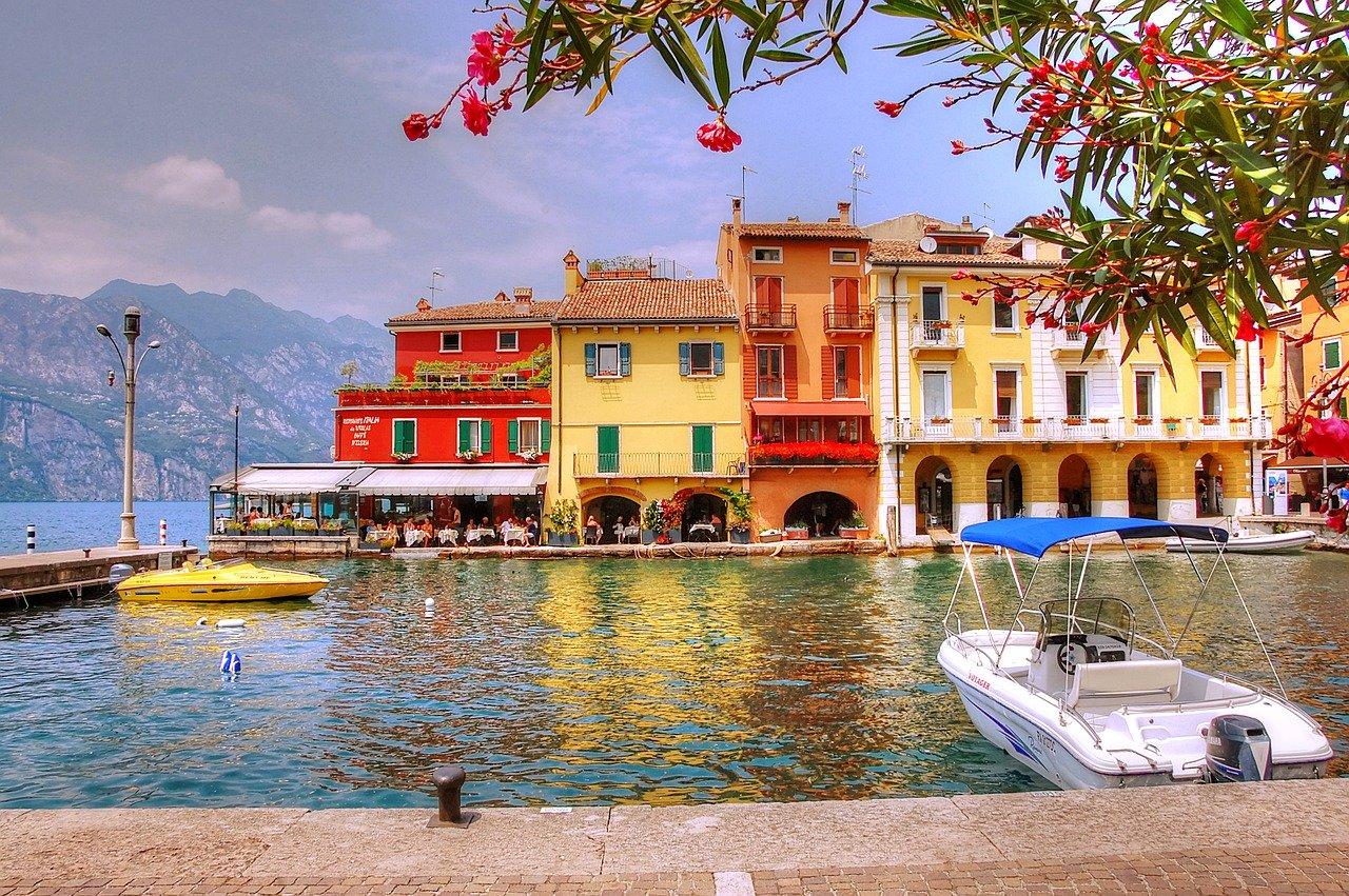 Tra monti e lago: Riva del Garda - Quotidianpost