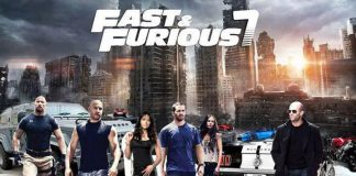 """""""Fast And Furious 7"""""""