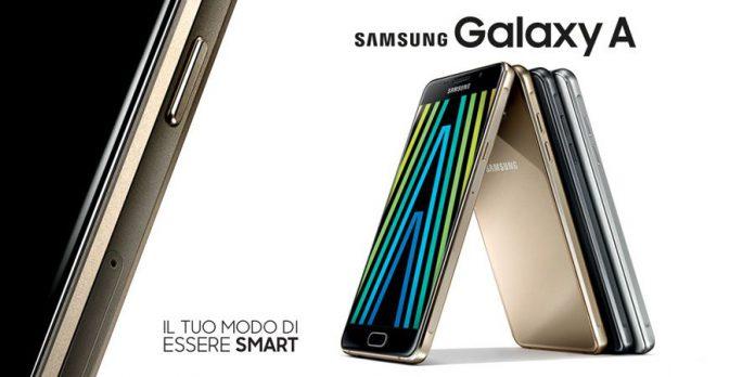 Samsung Galaxy A5 e A3 ( 2016 ): la nuova serie con funzioni e prestazioni avanzate