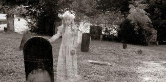 La leggenda del fantasma di Sally York