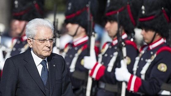 Festa della Liberazione: Mattarella dà il via alle celebrazioni