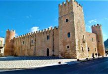 Il Castello dei Conti di Modica ad Alcamo