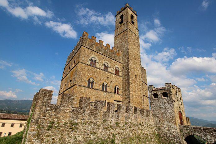 Castello di Poppi: il mistero del fantasma di Matelda