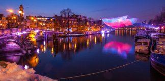 Amsterdam - Festival delle Luci