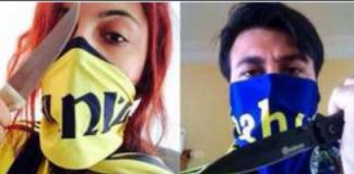 Minacce sul web con coltelli dei tifosi turchi