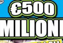 Vince 7 milioni di euro con il Gratta e Vinci