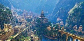 In viaggio verso la città della luce Shambala