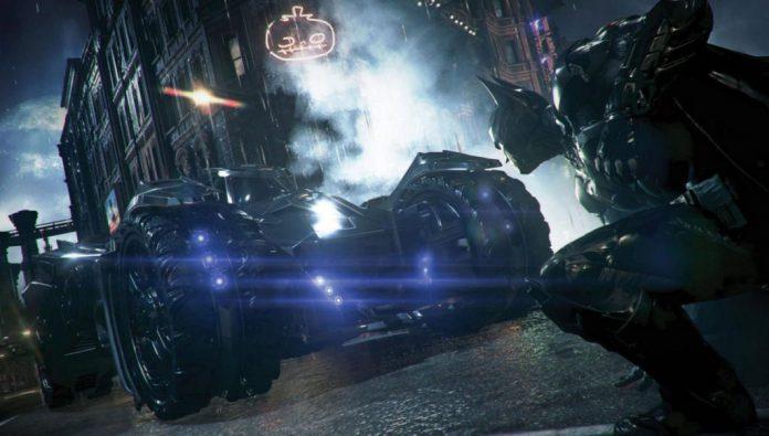 Batman Arkham Knight: rilasciato il primo gameplay