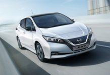 "Nissan Leaf è stata premiata come ""World Green Car 2018"""
