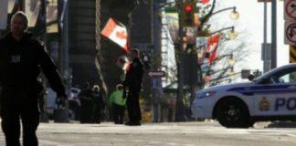 Attacco terroristico in Canada
