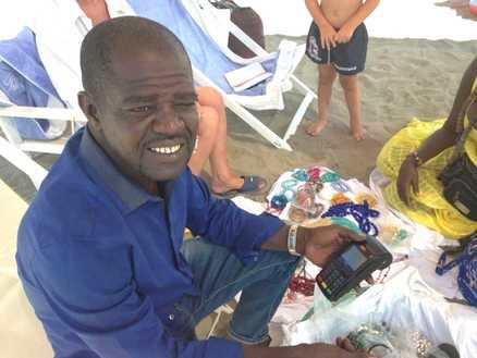 Forte dei Marmi: arriva il bancomat in spiaggia