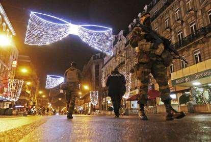 Allarme massimo a Bruxelles
