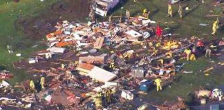 Tornado senza precedenti colpisce la Grecia