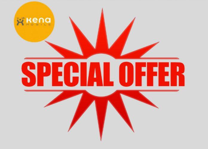 Kena Mobile: Le offerte a basso prezzo del mese di Agosto