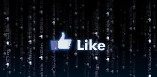 Il conteggio dei like su Facebook potrebbe essere tolto