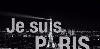 Je suis Paris (piccole bandiere crescono su Facebook)
