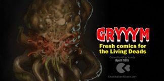 Il 10 aprile parte il Crowdfunding di Gryyym