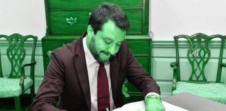 Salvini è autentico come una banconota da 30€