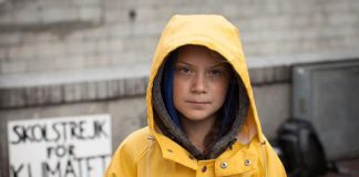 La Greta Thunberg del villaggio