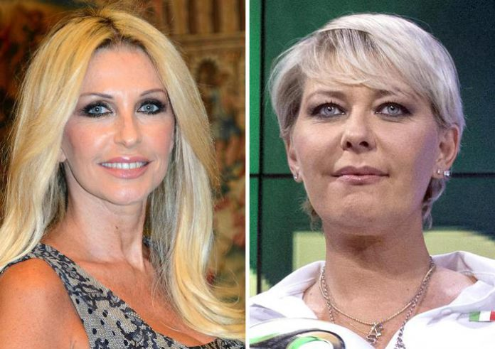 Lite su Twitter tra Paola Ferrari e Sabrina Gandolfi