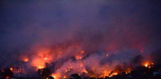 Incendio ad Atene: oltre 60 morti