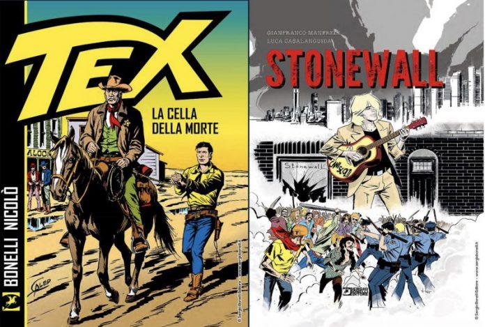 Due nuovi volumi firmati Sergio Bonelli Editore ambientati negli States