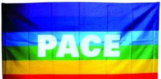 Violenza pace due sentimenti contrapposto