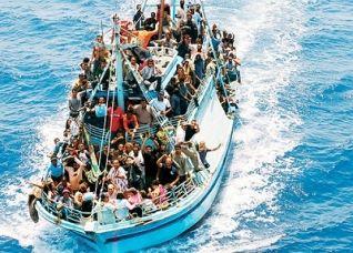 Ancora si muore sui barconi nei mari nell'indifferenza di tutti