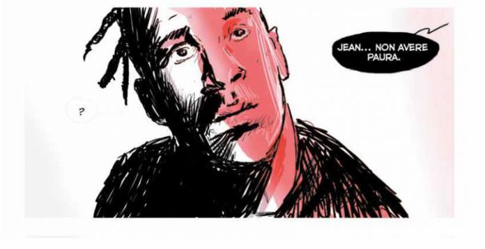 Un graphic novel sulla storia dell'artista Basquiat