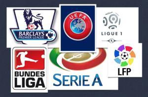 Analisi sui vari i campionati europei più importanti