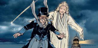 """Mondadori Comics presenta """"Canto di Natale"""""""