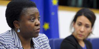 Marito Cecile Kyenge candidato della Lega