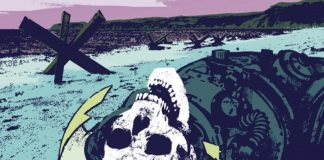 Cemetery Beach:  il nuovo graphic novel di Warren Ellis  e Jason Howard esce il 10 ottobre