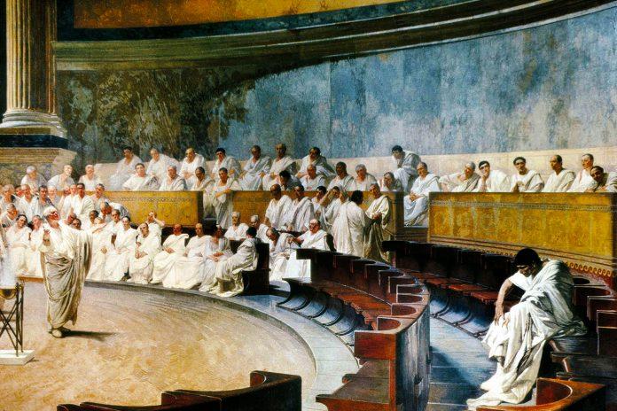 Roma al tempo di Catullo. Parte 1