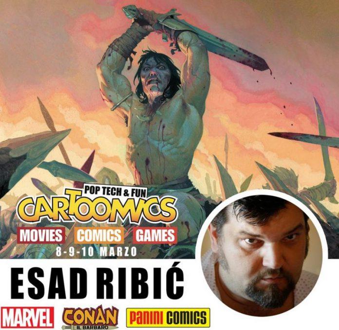 Panini Comics  a Cartoomics