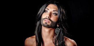 In volo come una Fenice: Conchita Wurst