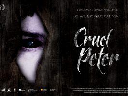 Cruel Peter debutta al 65° Taormina Film Fest