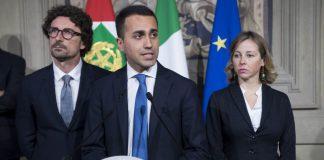 """Di Maio: """"Mi fiderò del PD solo quando voterà il taglio dei parlamentari"""""""
