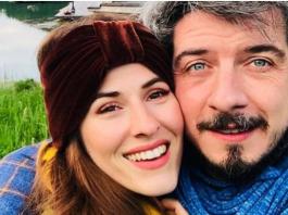 Diana Del Bufalo e Paolo Ruffini ancora innamorati pazzi