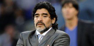 """Maradona querela Gnocchi: """"nessuno accosta il mio nome a quello dei narcotrafficanti"""""""