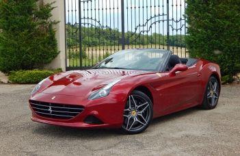 Uno sguardo alla nuova Ferrari California T