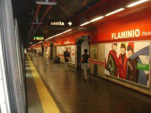 Flaminio-Metropolitana_di_Roma