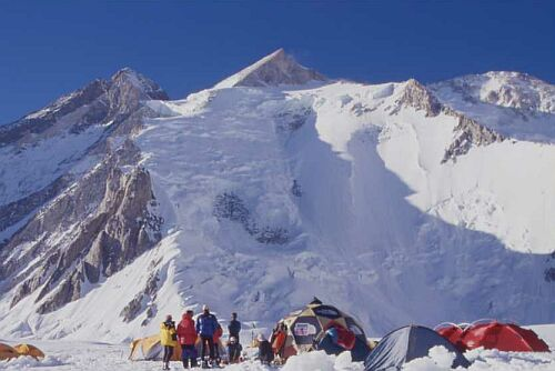 Pakistan: recuperato l'alpinista Francesco Cassardo precipitato dal Gasherbrum VII