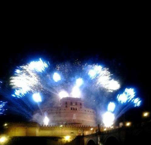Festa di San Pietro e Paolo a Roma: infiorata al Vaticano e girandola a Castel S.Angelo
