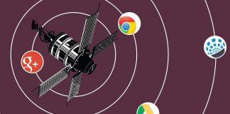 Satelliti Google: l'azienda di Mountain View guarda alle stelle
