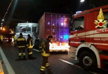 Gravissimo incidente sulla A12
