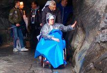 Stefania Ferri: Vi racconto il mio pellegrinaggio a Lourdes