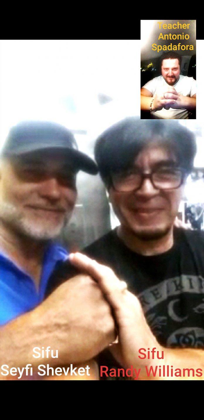 Arti marziali 2019: l'approccio marziale spiegato da Sifu Randy Williams con la collaborazione  di Sifu Seyfi Shevket e Teacher Antonio Spadafora