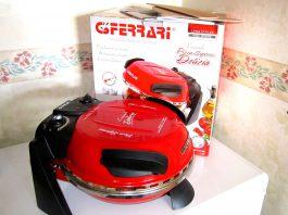 Fornetto G3 Ferrari: fare la pizza in casa come quella della pizzeria